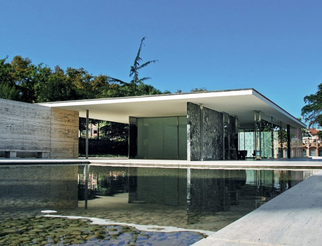 """Less is More"", famous quote by Mies van der Rohe"
