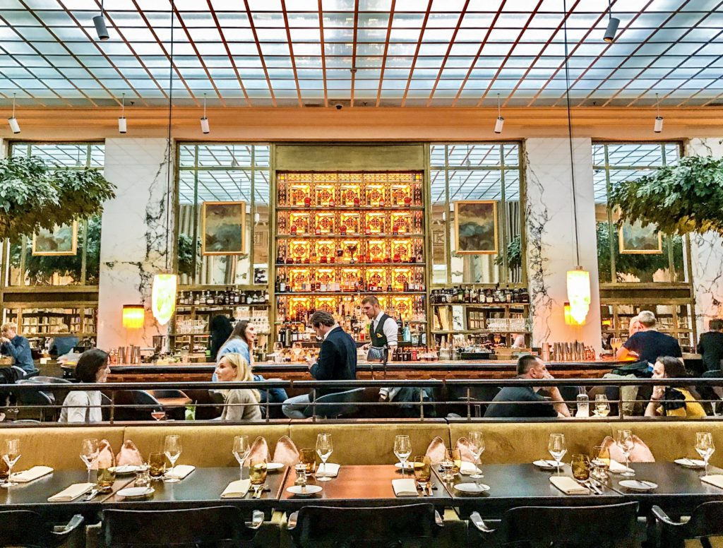 One of the prettiest bars in Vienna