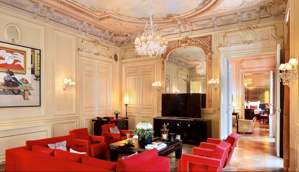 The historical Suite de Gagny